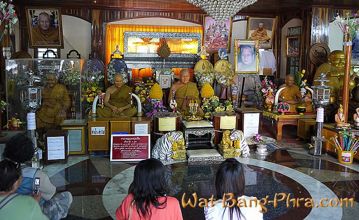 Corpse of Luang Phor Pern